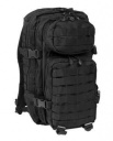 US Rucksack, Assault 1, objem cca 30 l, black, cena 780,-