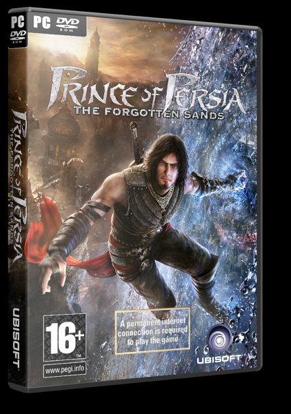 download prince of persia the forgotten sands crack skidrow